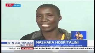 Mashaka Hospitalini: Wagonjwa turbo wanapitia ugumu
