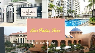 Apartment tour / One Palm Tree Pasay/Last day of Vacation / Philippines /
