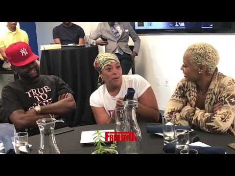 "Teri Woods' Talks  ""True to the Game"" New Movie & How She Sold 2 million Copies"