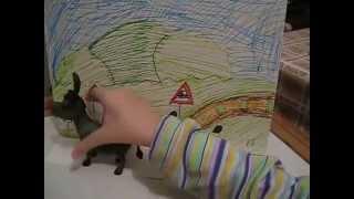 Вольт против Ивасыка и Алины / серия 2 / мультфильм с игрушками про супер-собаку