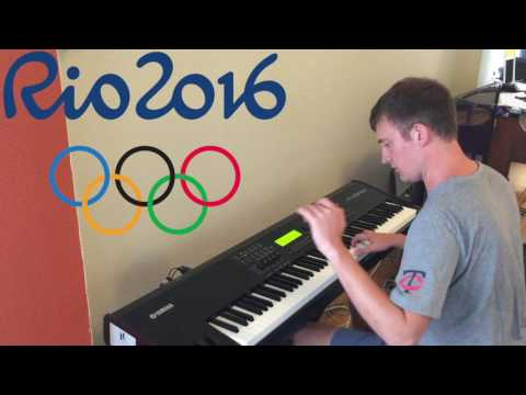 Olympic Fanfare! (arr. for piano)