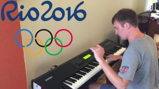 Olympic Fanfare Arr For Piano