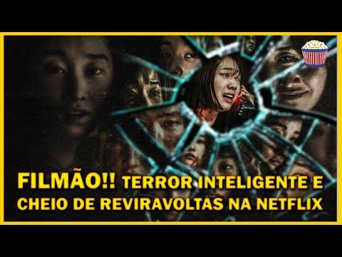 QUE FILMÃO! Terror da Netflix é inteligente, inovador e ASSUSTADOR!