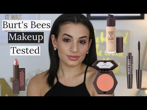 Burt's Bees Makeup Tested