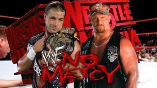 Shawn Michaels vs Stone Cold | WWF NO MERCY (Hard)
