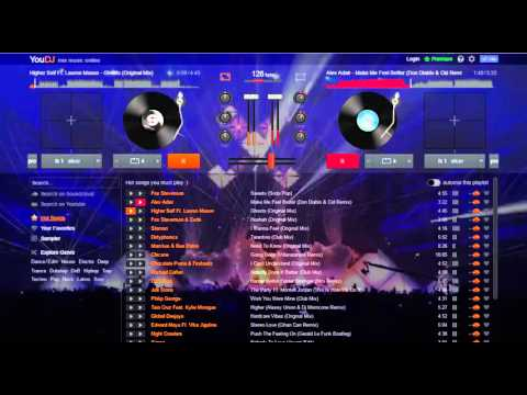 you dj mix music online