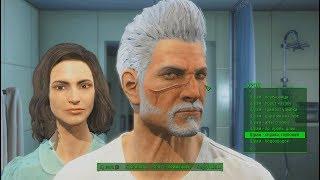 Fallout 4 Обзор.Создание мужского персонажа