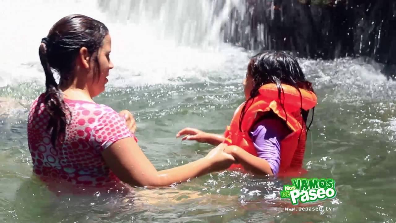 Charco Los 7 Chorros San Lorenzo Puerto Rico Youtube