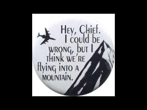 Hey, Chief... (Cabin Pressure)