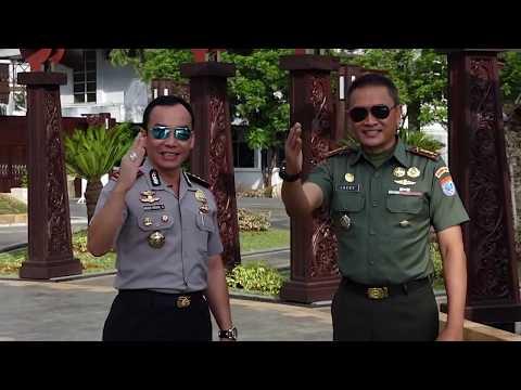 Heboh... TNI Kolaborasi dengan Polisi