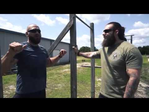 HOW TO DO A MARINE CORPS PULL UP