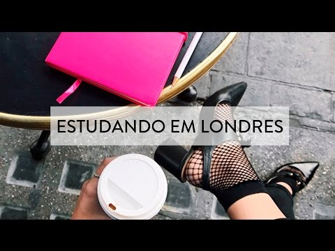 VLOG: LONDON COLLEGE OF FASHION