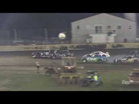 Kokomo Speedway | 10.15.16 | Kokomo Klash X | Street Stock | Heat 3