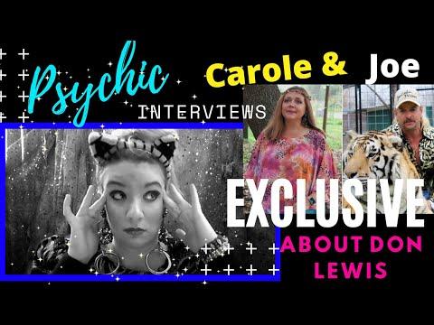 Tiger King Carole Baskin Interview