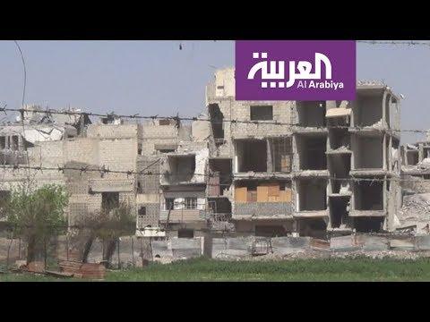 المرصد: غارات فوسفورية لقوات نظام الأسد على مدينة دوما  - نشر قبل 1 ساعة
