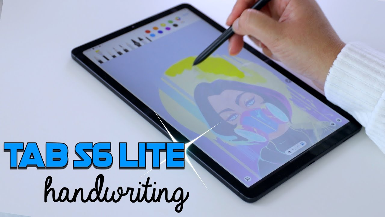 Tab S6 LITE Note Taking & S Pen Review