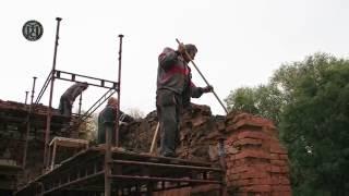 Brigáda   oprava střechy