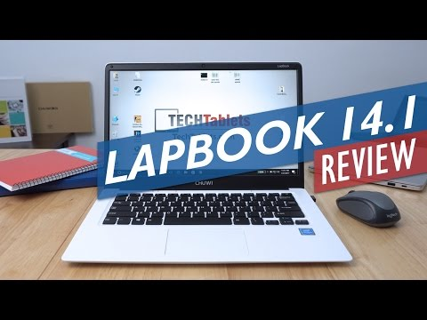 Chuwi Lapbook 14.1 Review - Best Budget Laptop Yet?