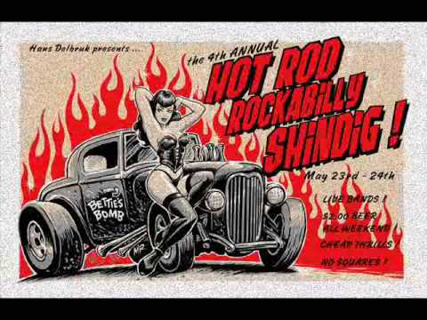 Rockabilly   Deke Dickerson   Hot Rod Queen