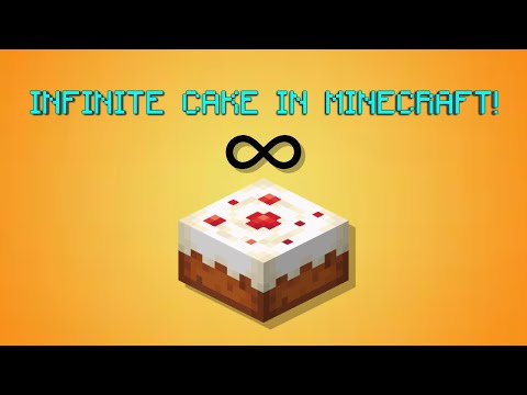 how-to-make-infinite-cake-in-minecraft-creative