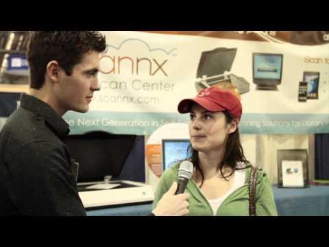 Testimonials: Librarians React to Scannx BookScan Center
