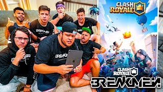 CLASH ROYALE CONTRA BREAKMEN ‹ EduKof ›