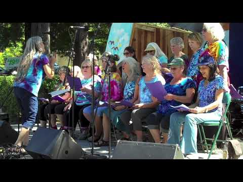 Best Witches Women's Choir -  Put a Woman in Charge by Keb Mo
