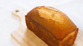 기본 파운드 케이크 만들기 | 실패없는 정말 자세한 레…