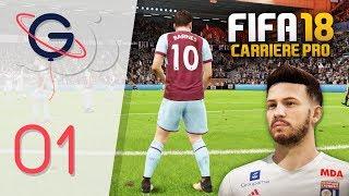 FIFA 18 : CARRIÈRE PRO FR #1 - Vers une légende !