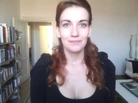 Giulia Di Quilio monologo Olivia da