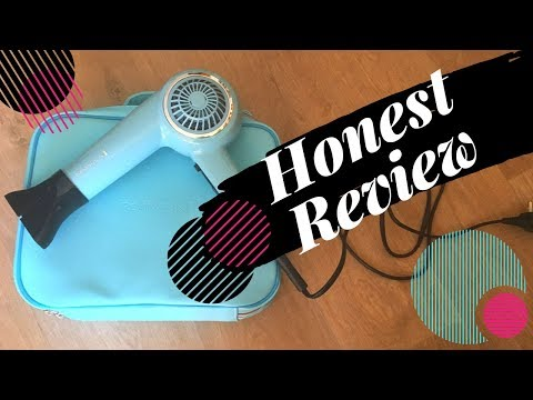 (Why I Wouldn't Buy This!) Remington | BOMBSHELL BLUE RETRO DRYER GIFT PACK |