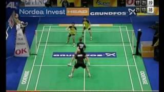 [2008.10.26][体育新闻]丹麦赛男双组合一喜一忧