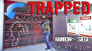 Download TRAPPED - A Rainbow Six Siege Short Film Mp3 and Videos
