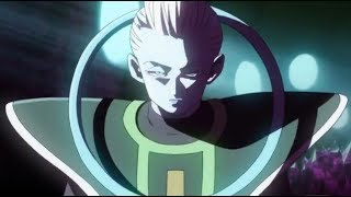 Dragon Ball Super Episodes 99-103 Whis and The Other Fallen Angel's Betreyal