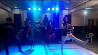 High Volt Bhangra Entry Grooms Brother   Gagandeep Singh Weds Prabhjot Kaur   Bhangra Performance