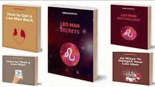 Leo Man Secrets Review - How to capture a man