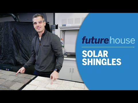 Solar Reflective Roof Shingles | Future House | Ask This Old House