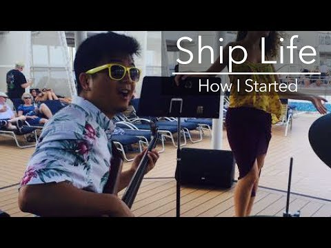How I Started | Ship LIfe Q & A