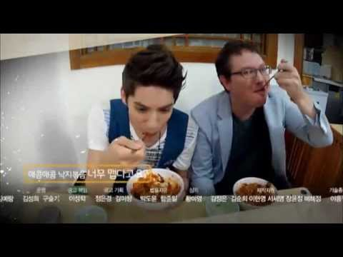 Cooking Nakji Bokkeum Pasta (Spicy Octopus Pasta) On Olive TV