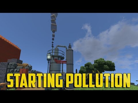 Eco - Starting Pollution