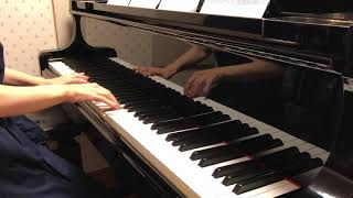 ピアノ演奏「感じるままに輝いて/Kis-My-Ft2」【耳コピ】