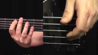 www.gitarteknikleri.com - Bass Gitar Ölü Nota (Ghost Note) Tekniği
