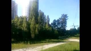 Тріск ЛЕП біля Обухівська, 135 ЖК Озерний КМБ CAM08111(, 2016-07-01T08:32:36.000Z)