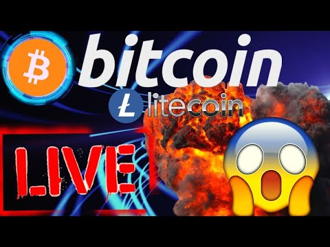 🔥 BITCOIN And LITECOIN LIVE STREAM🔥bitcoin Price Prediction, Analysis, News, Trading