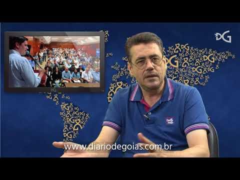 Daniel Vilela ajusta ação e mostra foco na candidatura ao governo