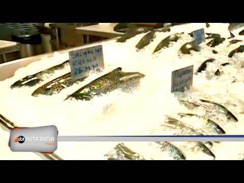 Semana Santa: Procon orienta sobre compra de peixes