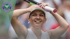 Simona Halep's best points vs Serena Williams | Wimbledon 2019