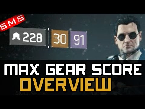 The Division: REACHING MAX GEAR SCORE! READY FOR NEW BROKEN CIRCLE INCURSION!