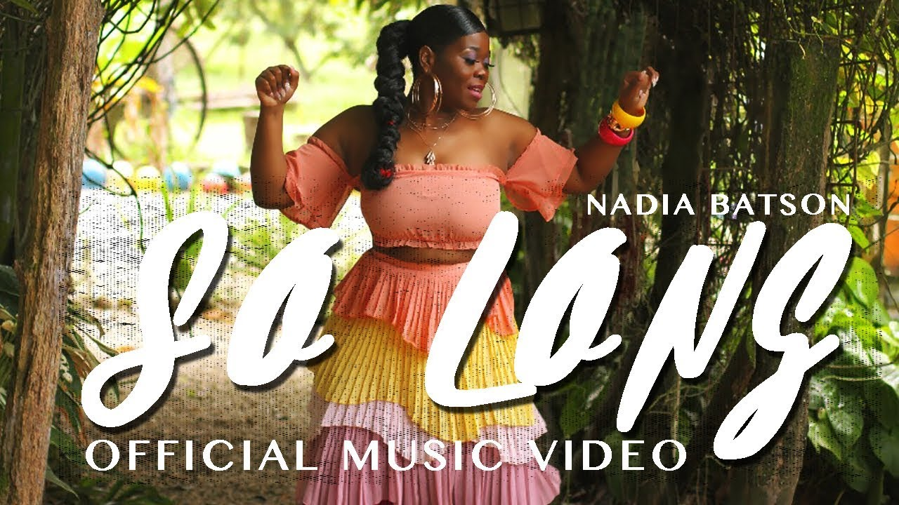 Nadia Batson - So Long (Official Music Video)