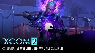 let's Play XCOM 2 - Psi Operative Walkthrough